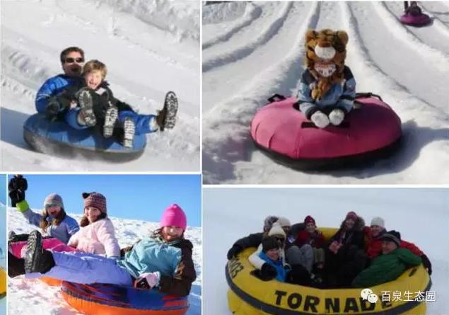 清西陵嬉雪场有什么好玩的