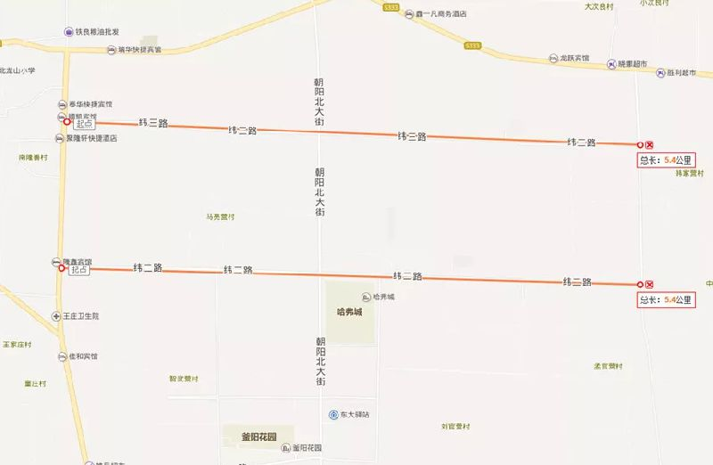 2018保定春节无人车上车路段