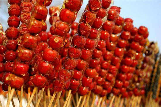 庙会驾到 2014北京庙会上必吃的小吃