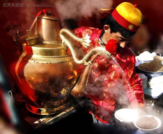 庙会驾到 2014北京庙会上必吃的经典小吃