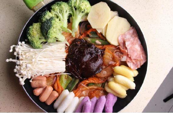 京城那些味道不错的韩式火锅