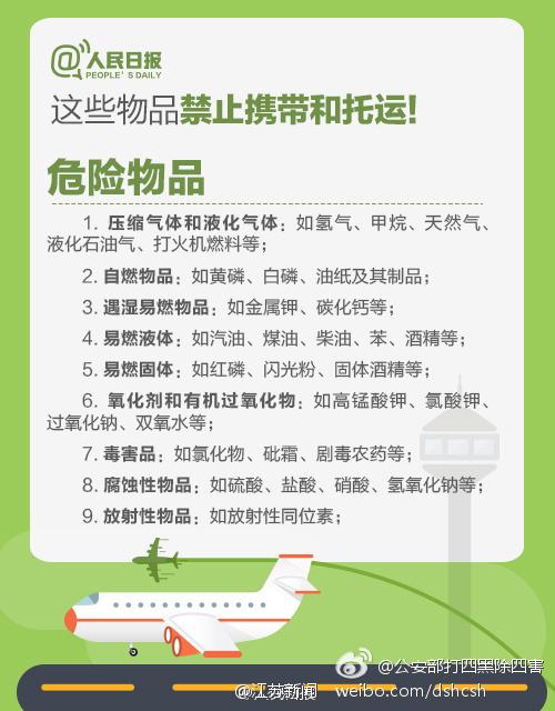 充电宝飞机上突起火 最新行李携带托运指南
