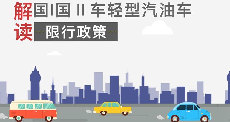 北京国Ⅰ国Ⅱ车限行政策解读