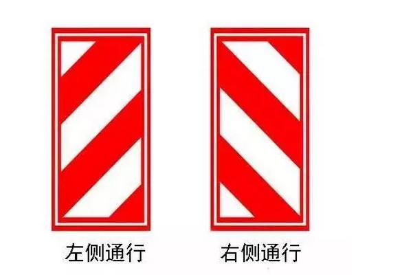 最容易扣分最多的交通标志请认清 第一个你就不认识