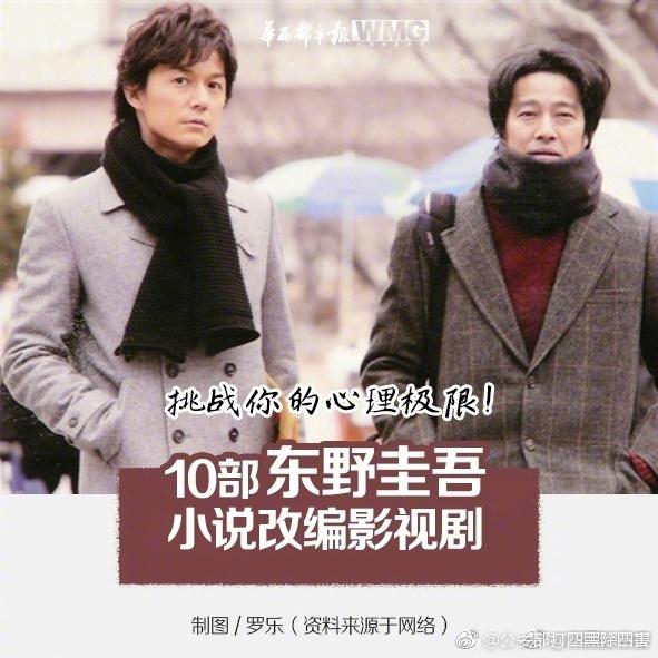 东野圭吾小说改编的电影电视剧 挑战你的推理极限!