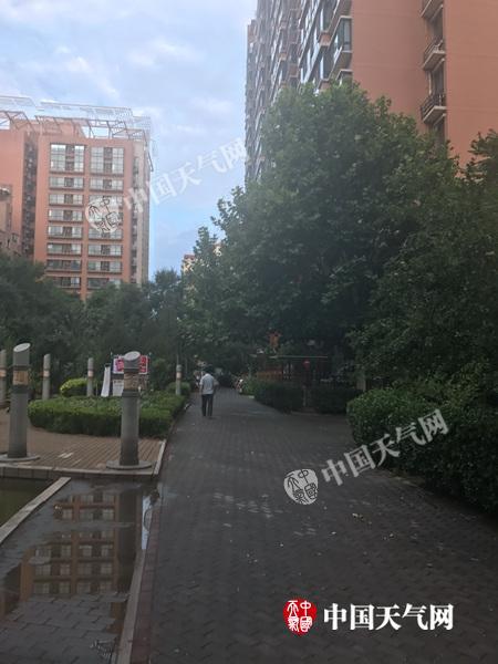 2017年6月29日北京天气预报:午后大部地区有雷阵雨 闷热不减高温仍在