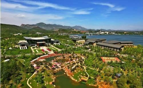 北京怀柔雁栖岛7月14日免费开放 预约入口及参观路线推荐