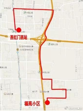 2017年7月31日起北京这31条公交线路优化调整