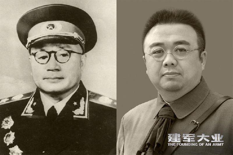 建军大业演员:杨大鹏