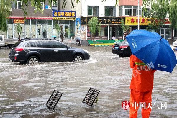 新一轮强降水来袭 湖南湖北等局地有大暴雨