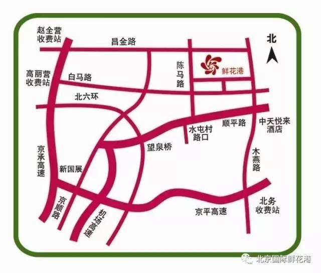 北京菊花文化节举办地点及交通指南
