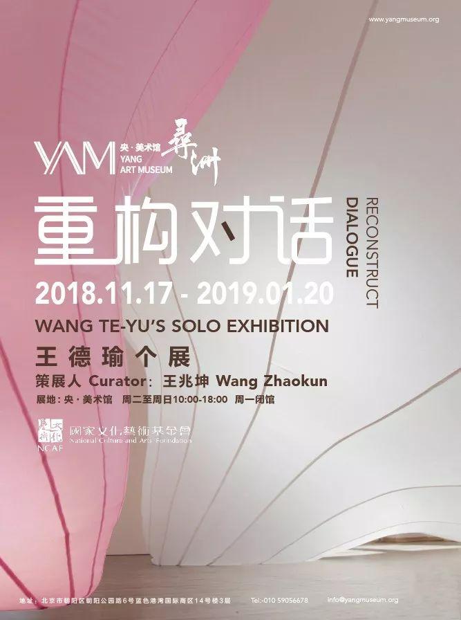 2018王德瑜个展北京站(时间 地点 门票)