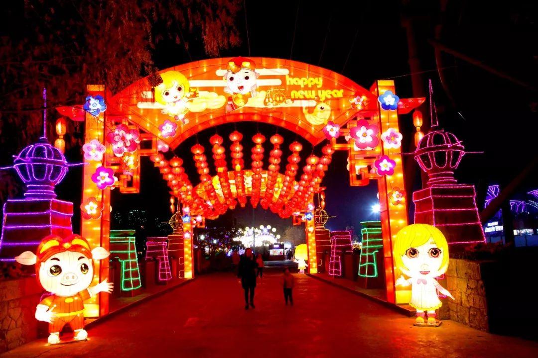 2018北京欢乐谷灯光节超值福利 夜场门票低至66元/人