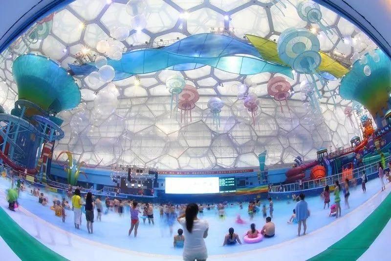 2019北京水立方嬉水乐园跨年特惠福利(时间+优惠+购票)