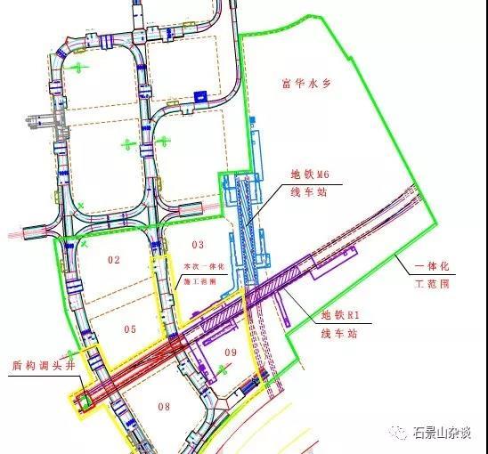 北京地铁18号线最新消息:多个站点将进行预留换乘