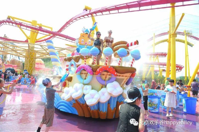 2018北京欢乐谷盛夏狂欢节(时间 门票 亮点)