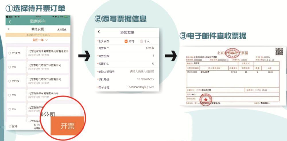 北京道路停车电子收费如何缴费