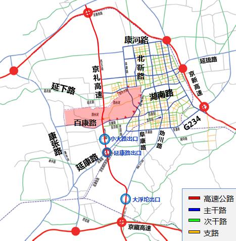 2019年4月27日至5月5日一周北京交通出行提示
