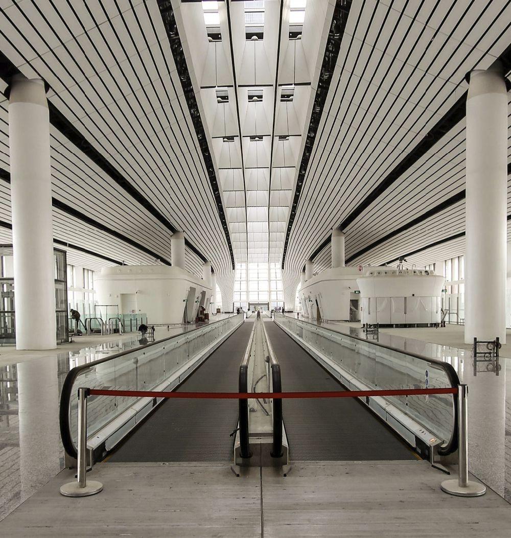 北京大兴国际机场VR全景在线体验入口