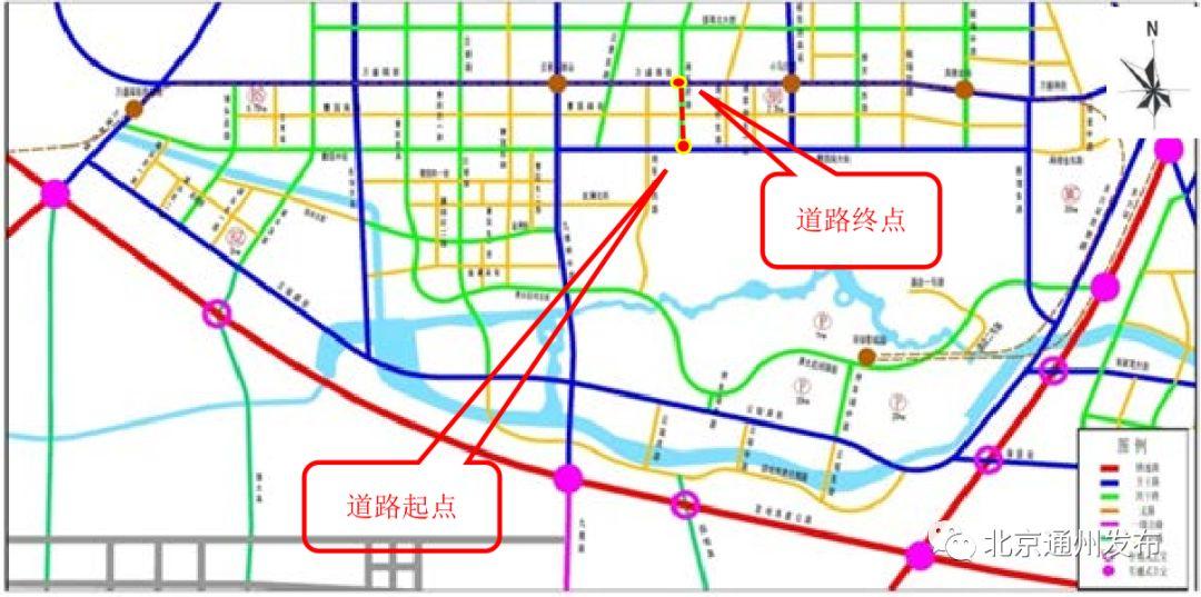 北京这5条道路即将开建!位置图点开看