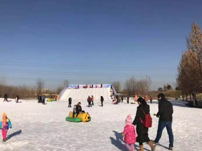 2019北京北焦公园首届冰雪嘉年华(时间+价