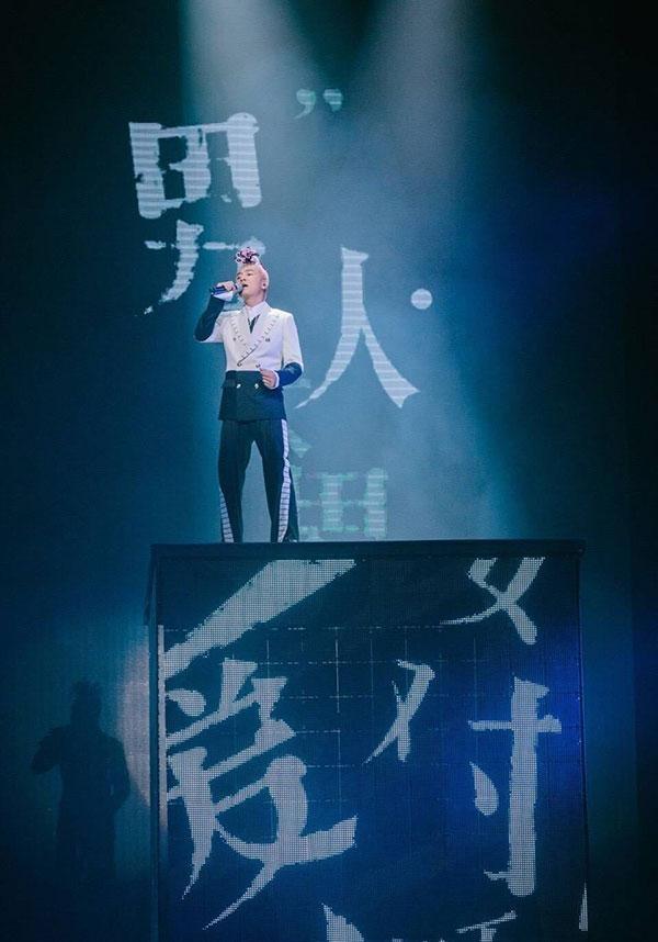 演唱会门票陈小春STOP ANGRY巡回演唱会-深圳站-永乐票务