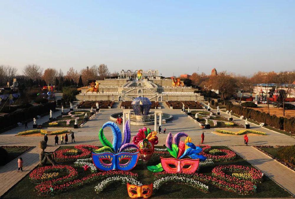 2019北京世界公园新春花灯大拜年(时间 优惠门票 交通)