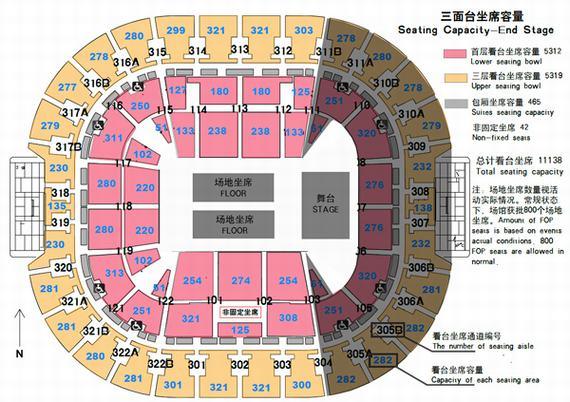 2019北京五一演唱会汇总(持续更新)