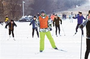 2018净月潭瓦萨滑雪节明年1月4日开幕