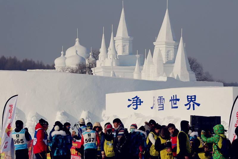 """长春""""净月雪世界""""预计12月30日开放"""
