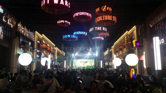 长春市朝阳区打造电影文化中心街区