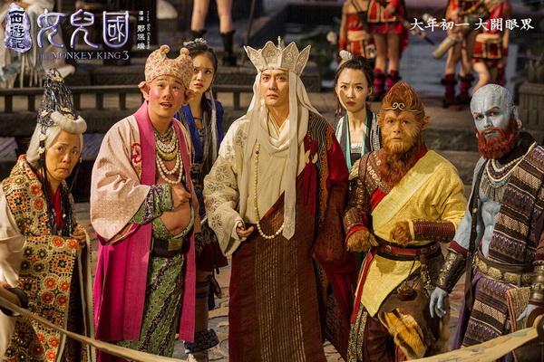 长春2018春节上映电影 长春2018春节电影排期