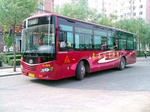 长春公交将探索二维码乘车 建立智能调度指挥平台