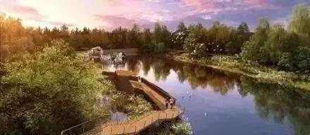 长春南岭水厂变身长春水文化生态园图片