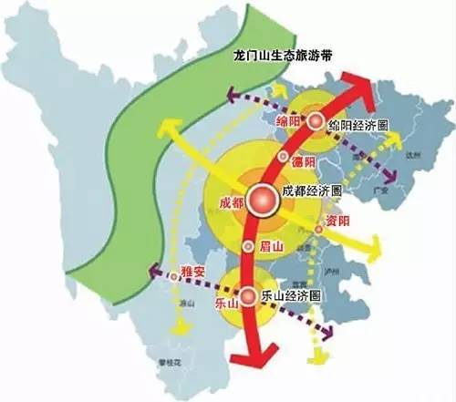 成都至三台城际铁路规划将公布 串联金堂中江三台