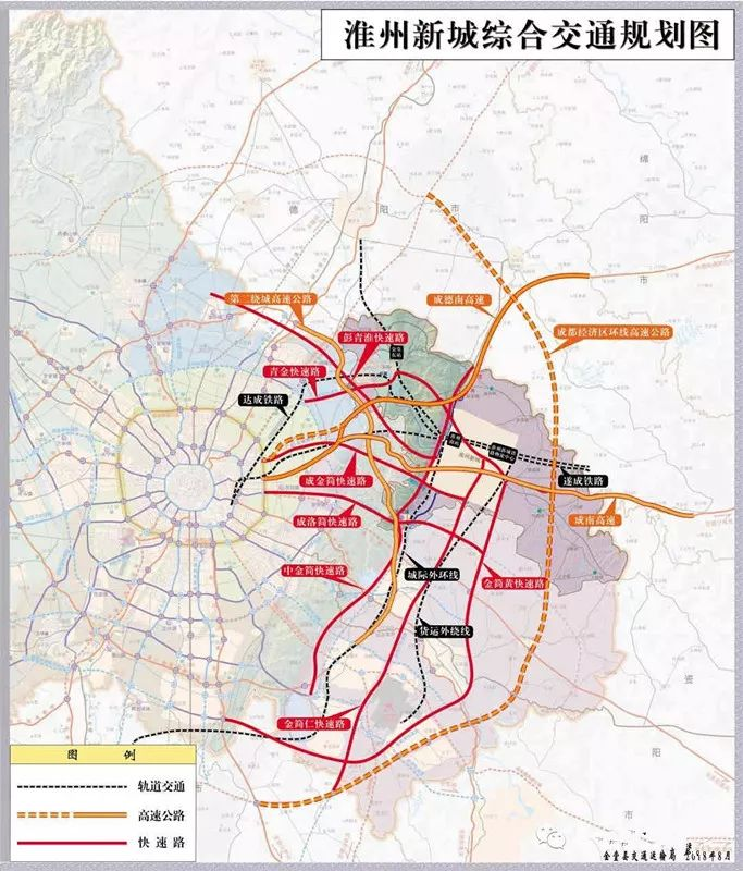 淮口南站改造工程开始施工 动车至成都东站未来仅需18分钟