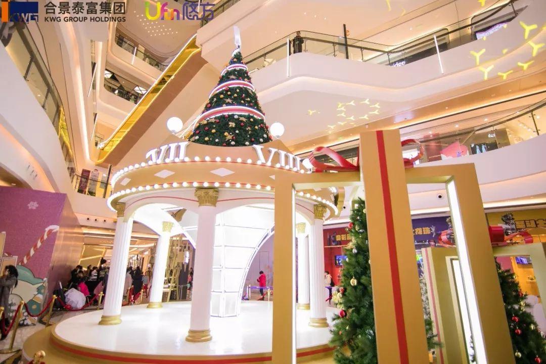 2018圣诞节成都商场活动汇总