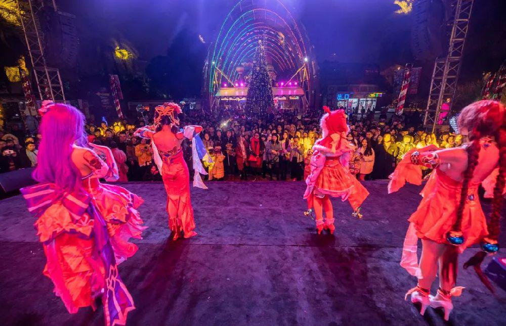 2019年成都欢乐谷跨年超级盛典(时间 地点 门票)