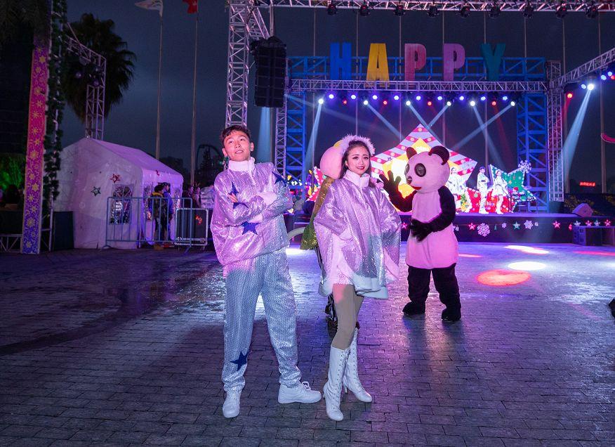 2019年元旦成都欢乐谷跨年盛典活动介绍