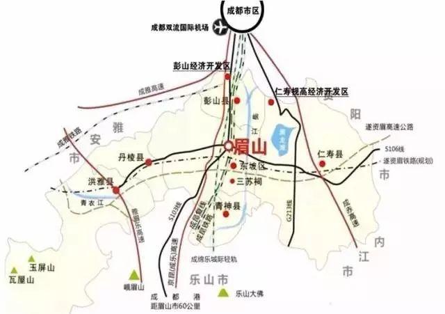 成都铁路局规划图_成都都市圈环线铁路将开工 附规划示意图- 成都本地宝