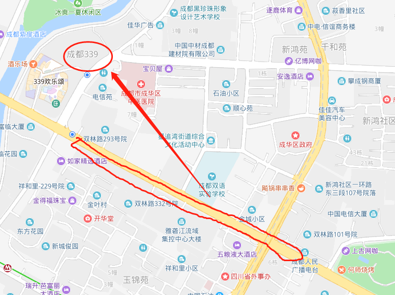 2019年成都元宵节天府熊猫塔烟花秀最佳观赏位置