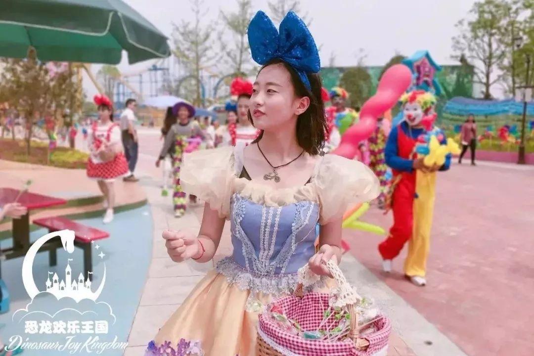 2019六一儿童节自贡恐龙欢乐王国免费吗?