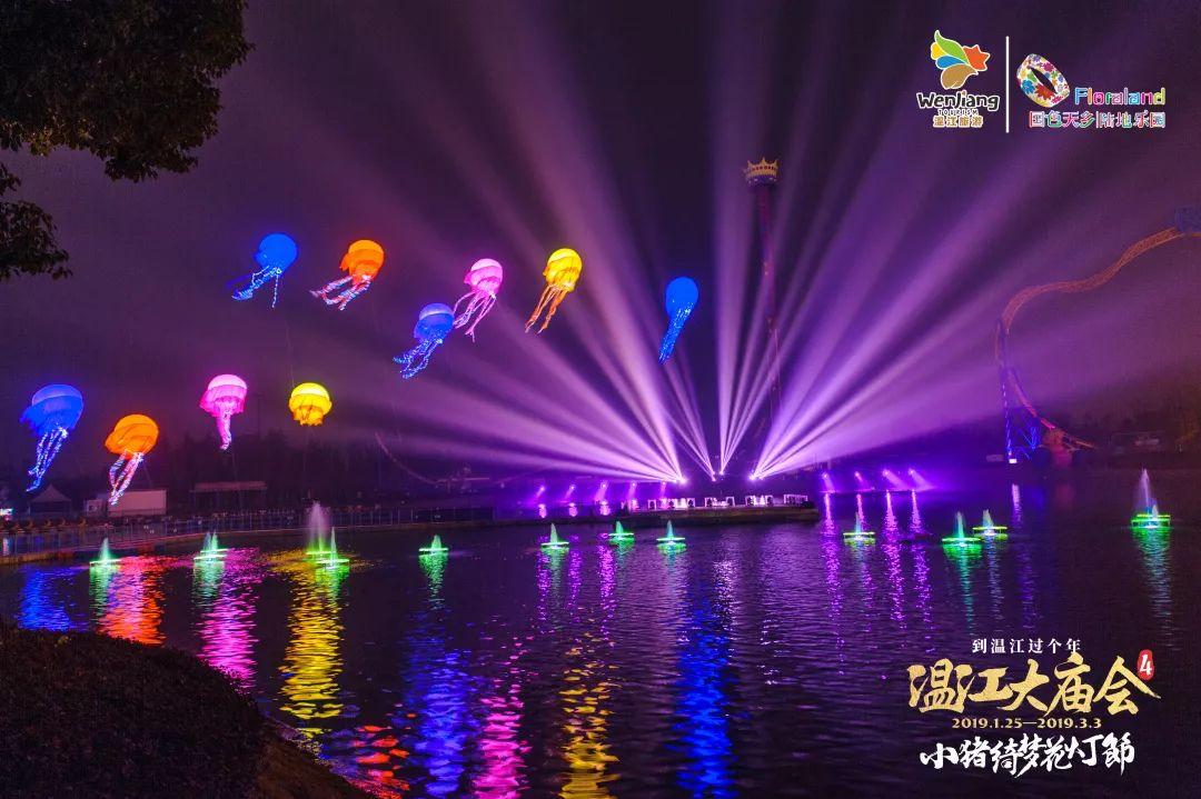 2019年成都国色天香春节活动汇总