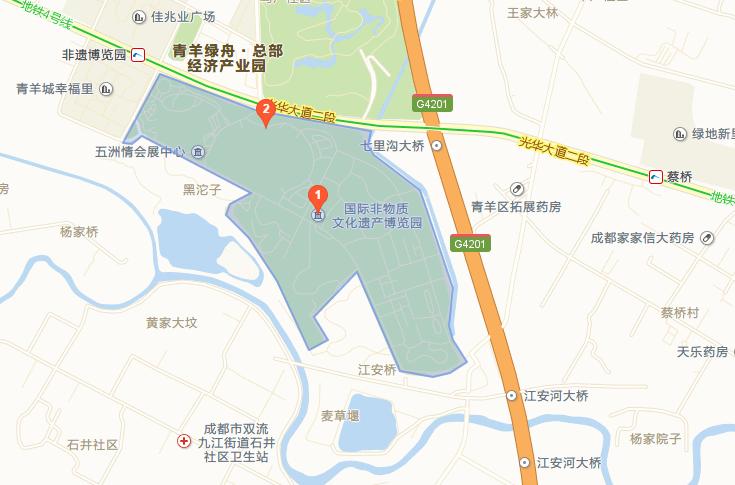 2019成都超级草莓音乐节交通指南