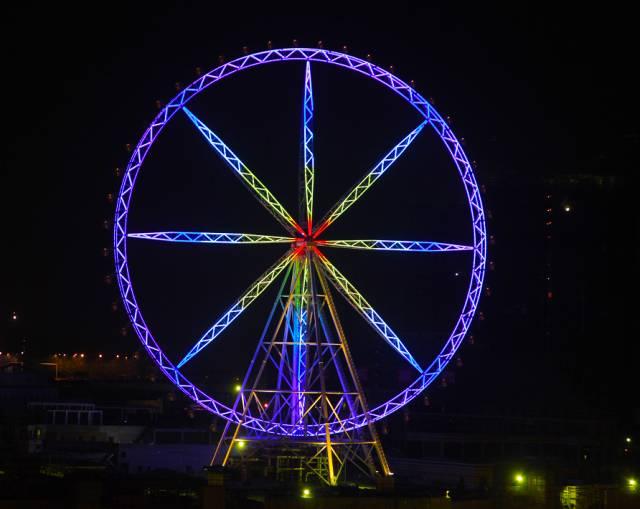 2020重庆欢乐谷夜场游玩攻略(时间、门票、路线)