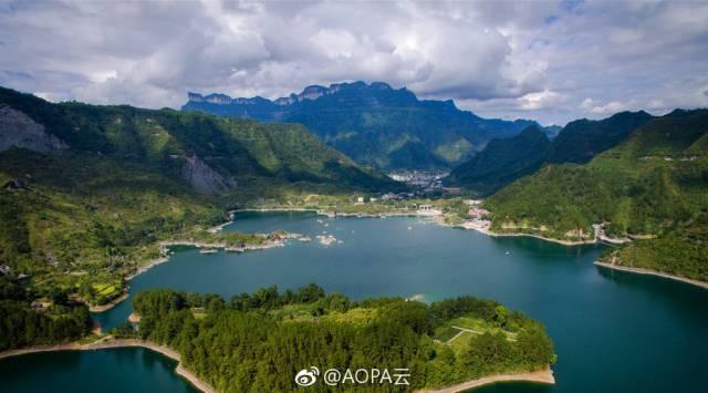 重庆黔江区五大旅游景点 人少还美- 重庆本地宝
