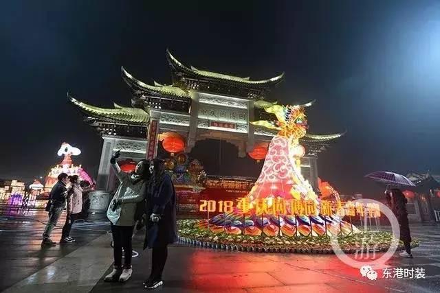 2018重庆园博园灯光节