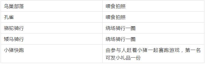 2018重庆丰盛镇彩色森林动物乐园开园时间、门票、游玩攻略