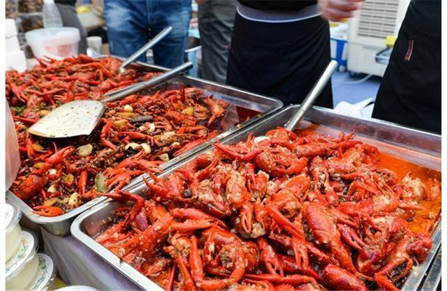 小龙虾美食节免费报名