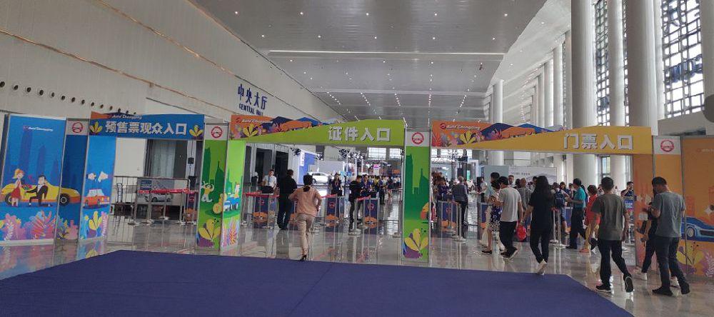 2019重庆国际车展现场实拍图一览
